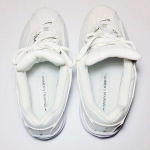 Nike Shoes - Nike VXT White/Metallic Silver Athletic Shoes- New